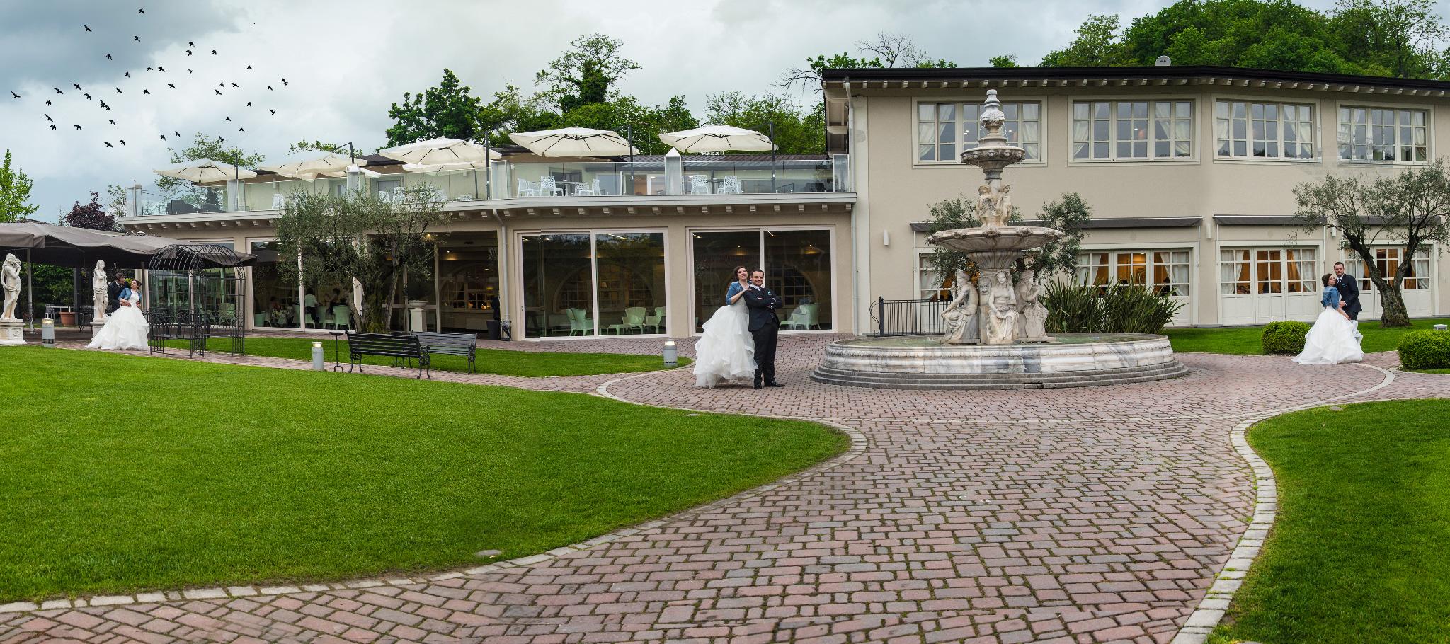 Location Pio Nono Matrimonio