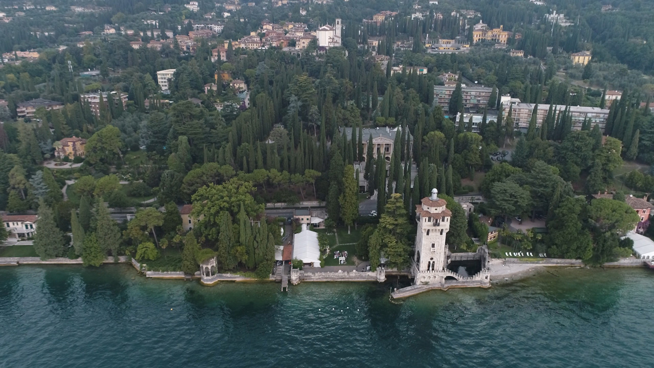 Drone Torre San Marco Lago