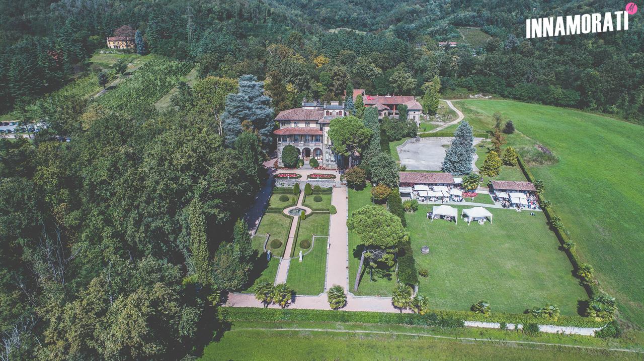 Villa Martinelli Via Torquato Tasso  Mapello Bg