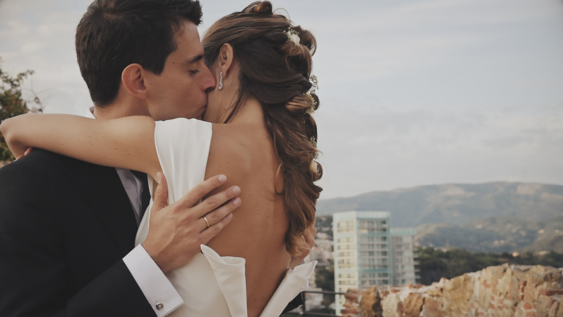 Foto sposi, ritocco, wedding, colore video