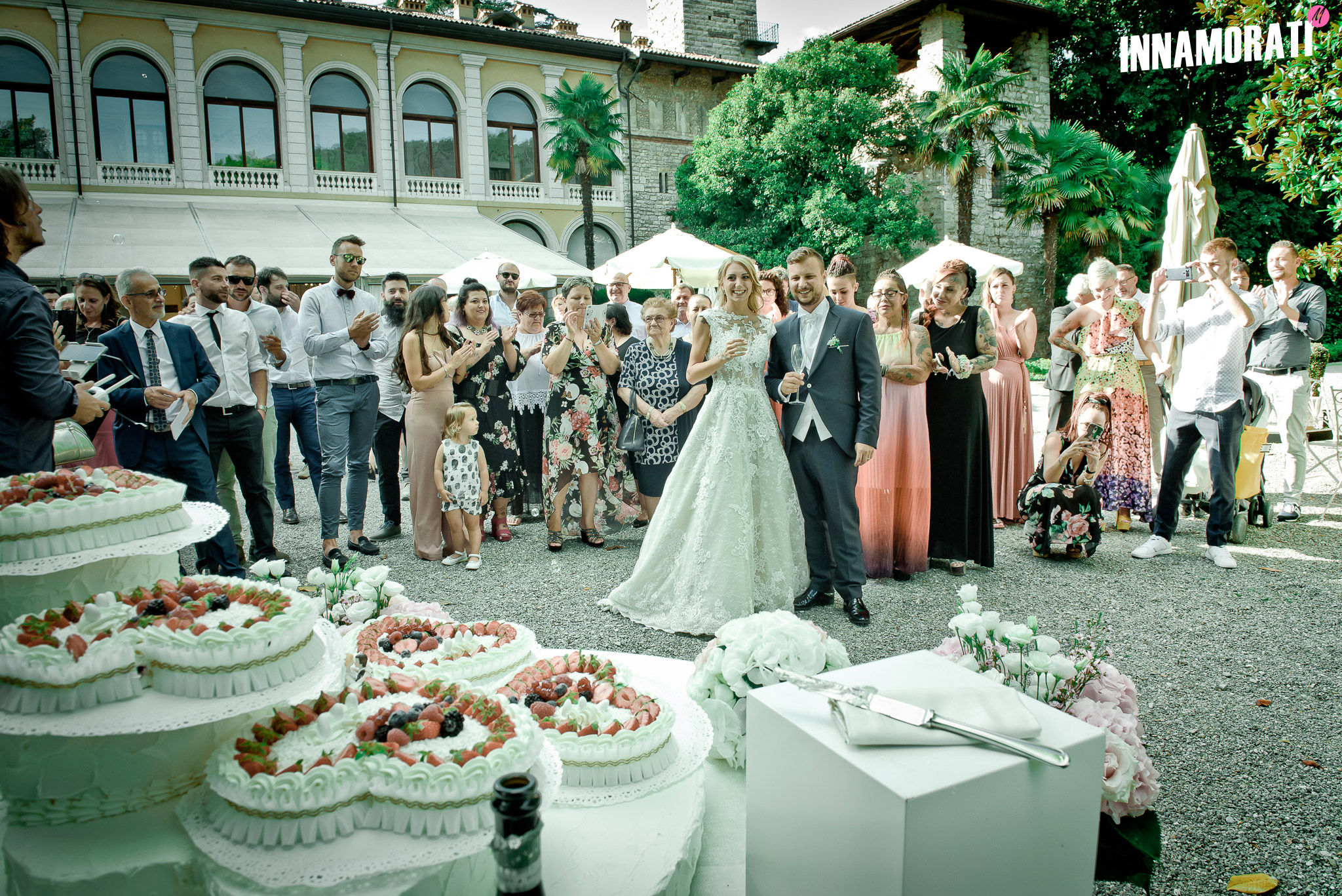 Location Bergamo Wedding
